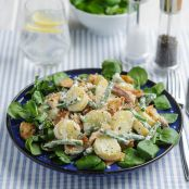Jazzy Smoked Mackerel Salad