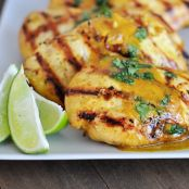 Lime Coconut Chicken