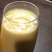 Mango & Pineapple Smoothie