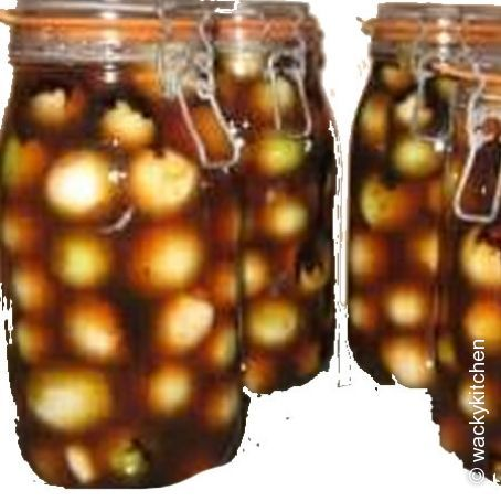 Ultimate Pickled Onions