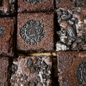Oreo Overload Brownies - Step 4