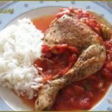 Basquaise Chicken