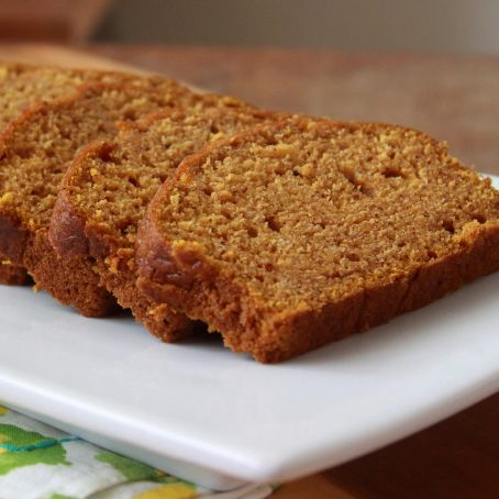 Recipe: Downeast Maine Pumpkin Bread, rated 3.4/5 - 135 votes