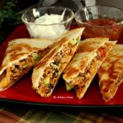 Tasty Southwest Quesadilla