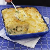 Traditional Family Fish Pie