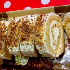 Swiss Roulade