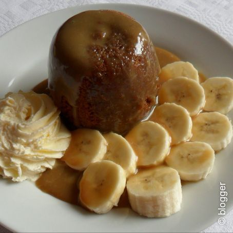 Recipe: Sticky Toffee Banana Chocolate Pudding, rated 3.4 ...