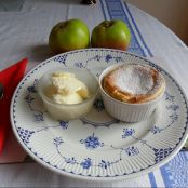 Apple of my eyes Souffle'
