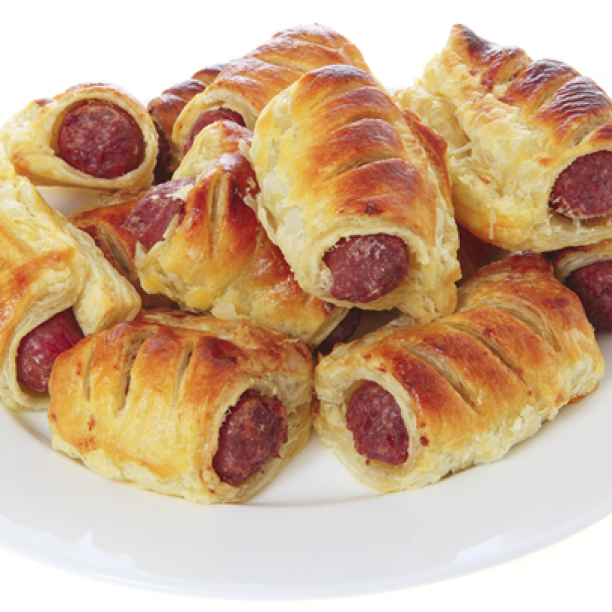Recipe: Homemade Sausage Rolls, Rated 3.4/5