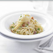 ultimate makeover: Spaghetti carbonara