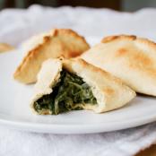 Spinach Fatayer (            )