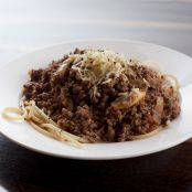 Super Tasty Bolognese