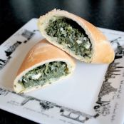 Spanakopita (Greek Spinach and Kale Pies)