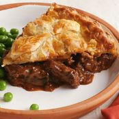 Recipe: good and proper steak pie, rated 4.1/5 - 79 votes