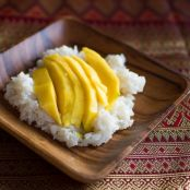 Chaing-Mai Sticky Rice with Mango
