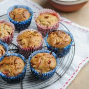 Sweet Eve Strawberry & White Chocolate Muffins
