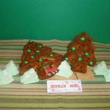 Recipe Christmas Tree Biscuits With Clementine Juice And Chocolate Chips Rated 4 1 5 35 Votes
