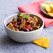 Oxtail chilli