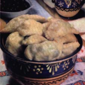 Varenyky (Ukrainian stuffed dumplings)