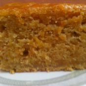 Carrot Cake with Cinnamon
