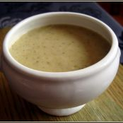Velvety Broccoli and Stilton soup