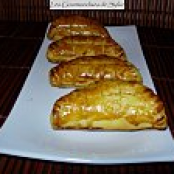 Apple kiwi turnovers