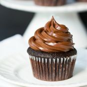 Ultimate Choc Cupcakes