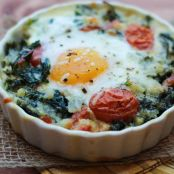 Dr. Killjoy Approved Baked Eggs
