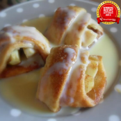 Apple Pie Roll Ups