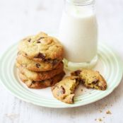 Chocolate Chip Cookies :D