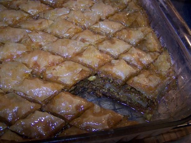 Recipe Baklava Rated 3 2 5 119 Votes