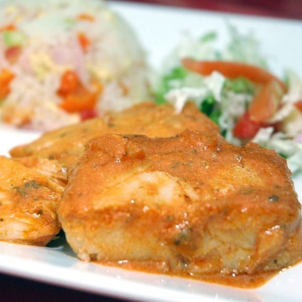 Recipe fish in pineapple and tomato sauce rated 4 1 5 for Fish in tomato sauce