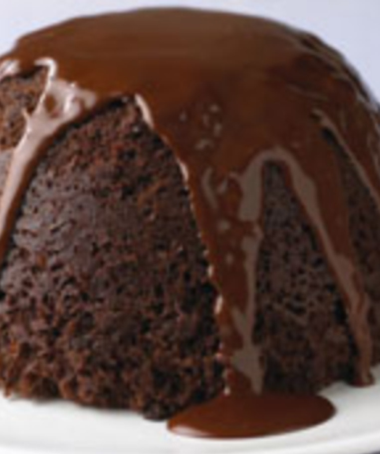 Microwave Chocolate Suet Pudding Recipe