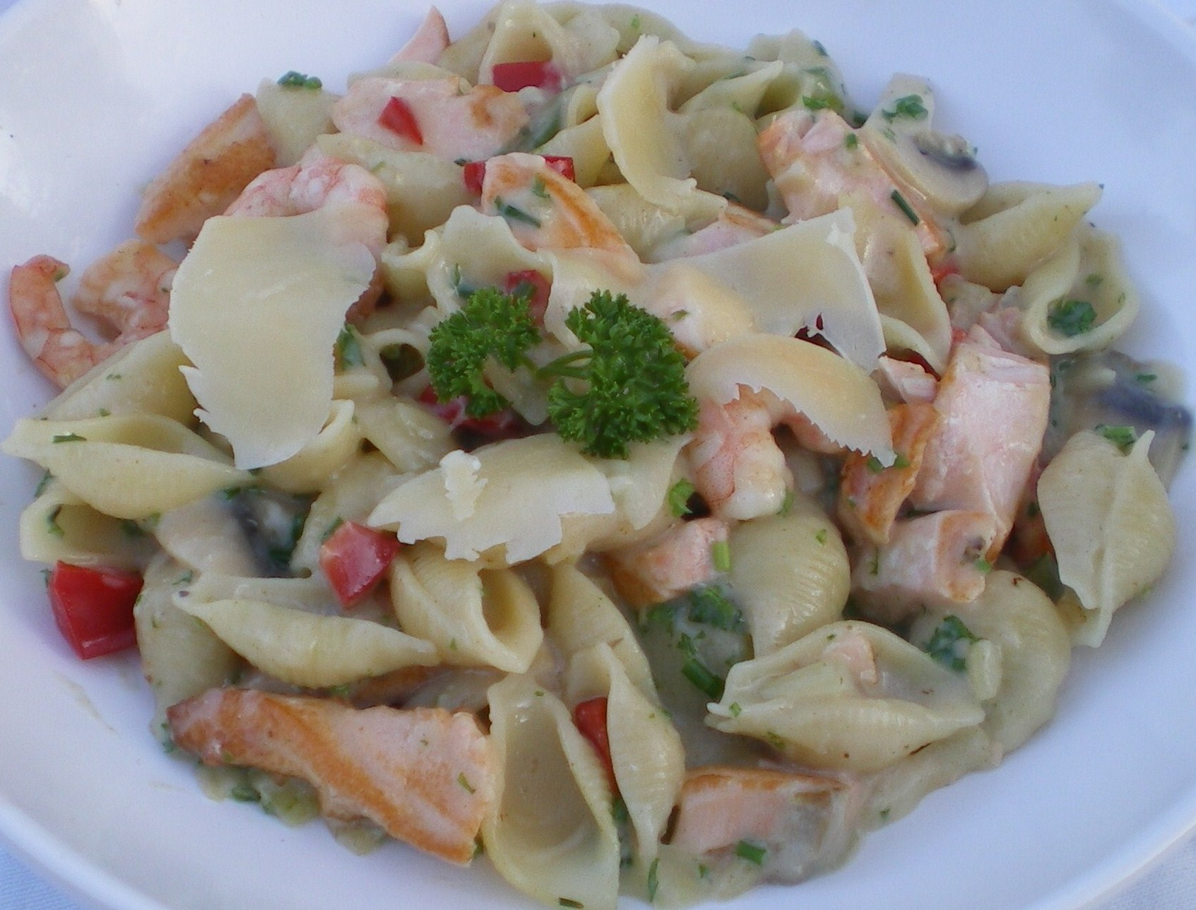 Prawn pasta recipes find the best rated recipes for Prawn and spaghetti recipe