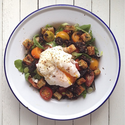 Recipe Fried Irish Breakfast Salad Rated 4 1 5 21 Votes