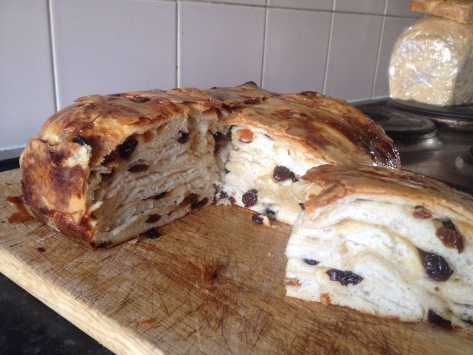 Lardy Cake Recipe