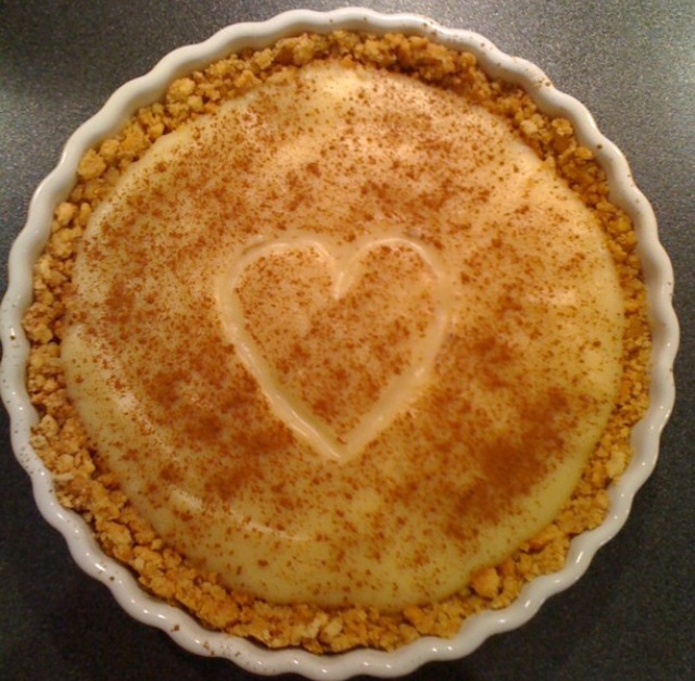 Recipe Microwave Milk Tart Rated 2 8 5 52 Votes
