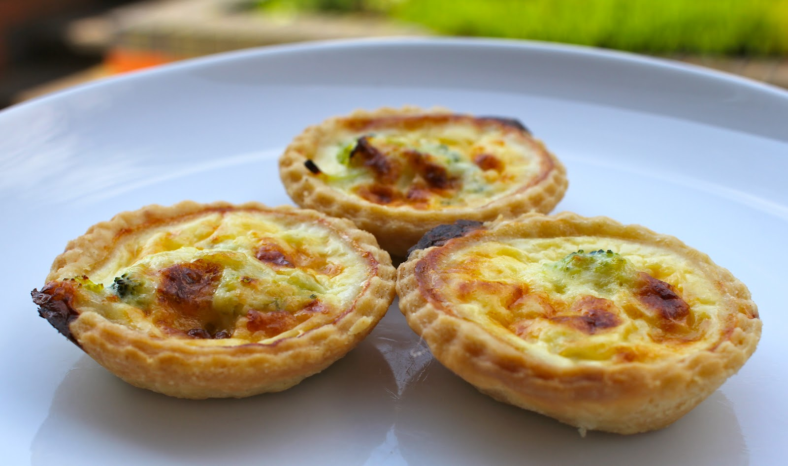Recipe mini individual quiches rated 4 2 5 17 votes for Quiche not setting