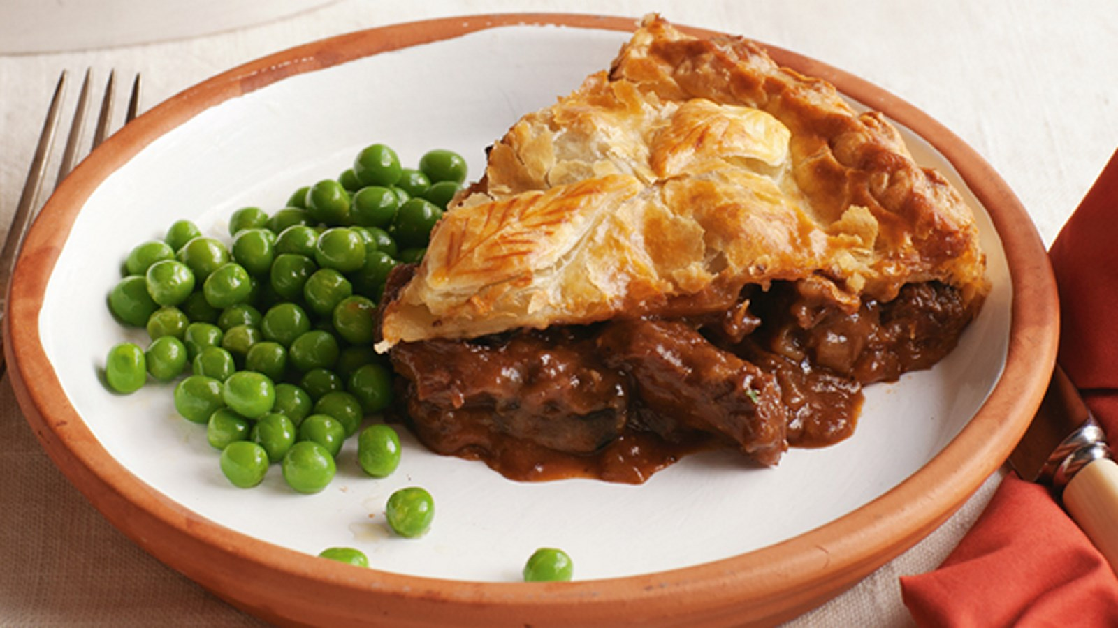 Recipe: Steak Pie, rated 4/5 - 20 votes
